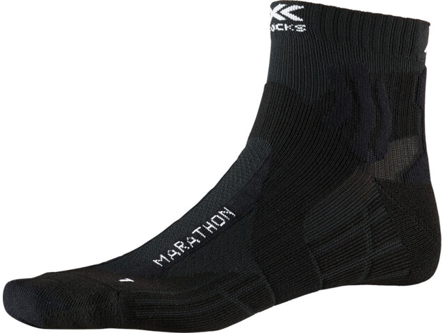 X-Socks Marathon Socks opal black